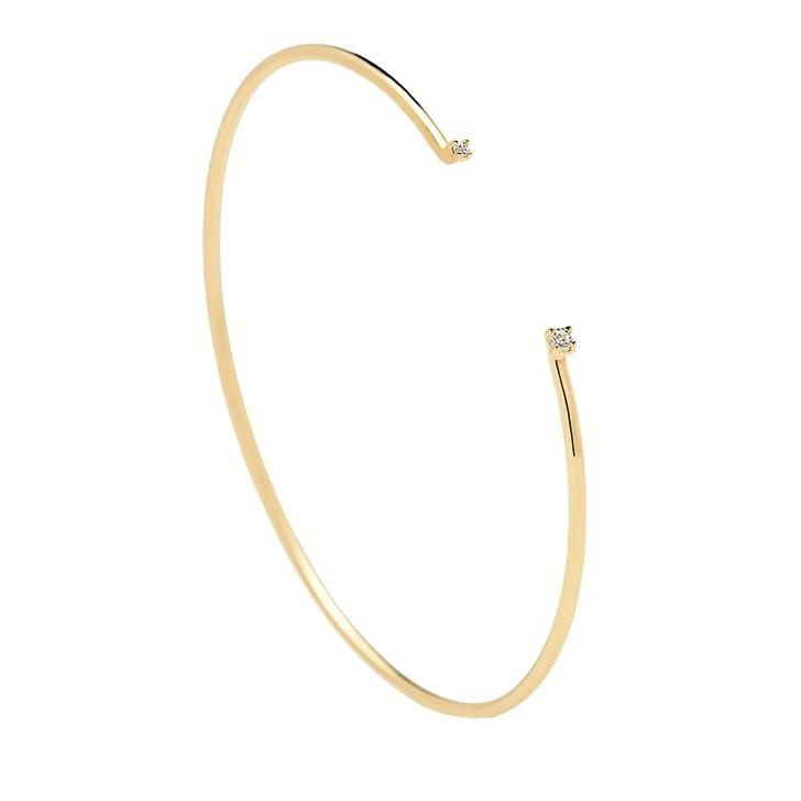 Armreif, PDPAOLA, Bloom Bracelet Yellow Gold