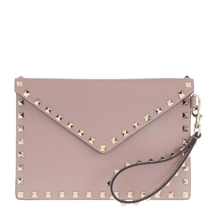 Handtasche, Valentino Garavani, Medium Pouch Poudre