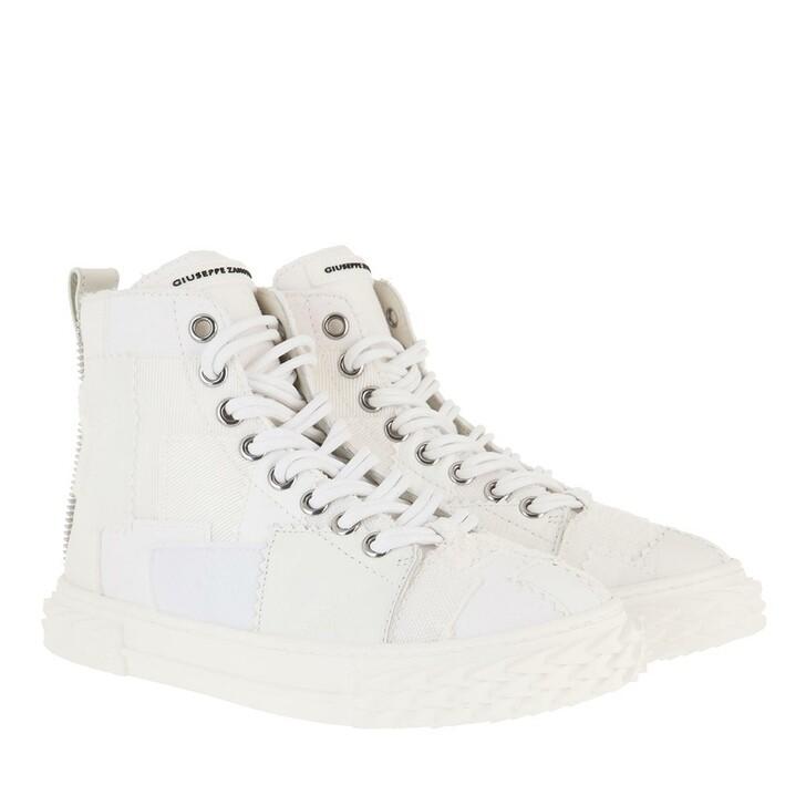 Schuh, Giuseppe Zanotti, Kana Sp 1.00 Bianco                                White