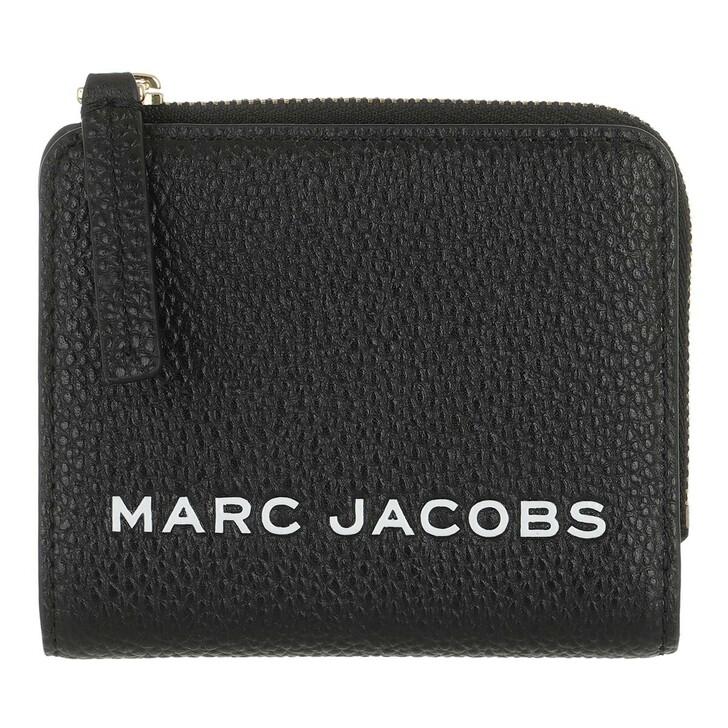 Geldbörse, Marc Jacobs, The Bold Mini Compact Wallet Black