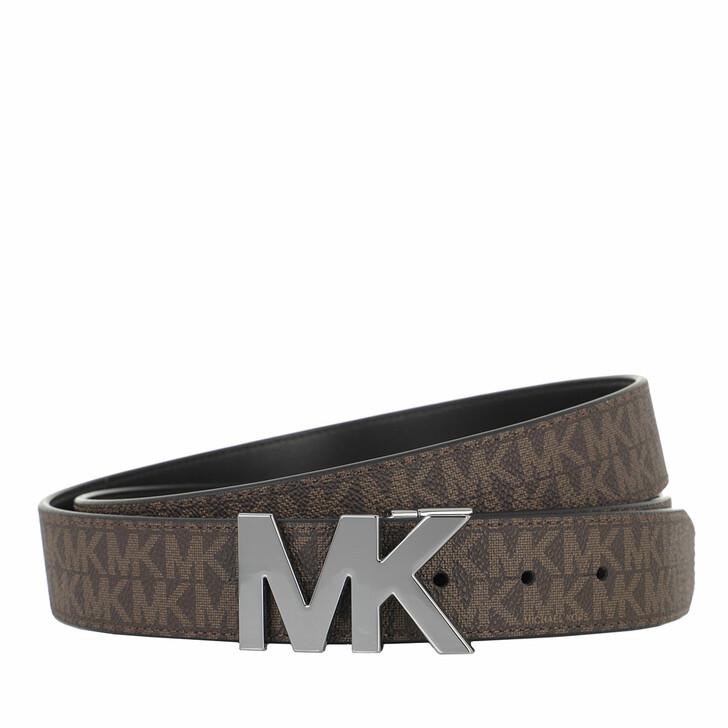 belts, MICHAEL Michael Kors, 4 In 1 Belt Box Set Brown/Black