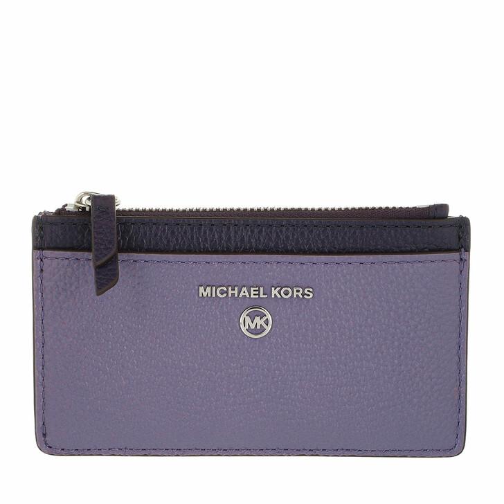 wallets, MICHAEL Michael Kors, Small Slim Card Case Orchd Hz Mlt