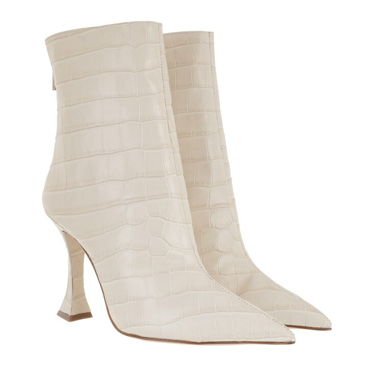 shoes, Schutz, High Boots Off-White
