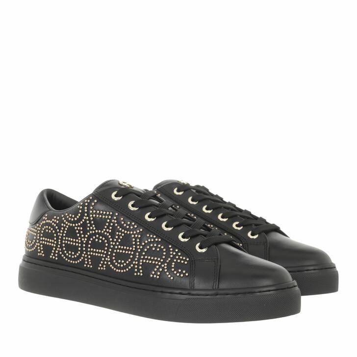 shoes, AIGNER, Sneaker Black