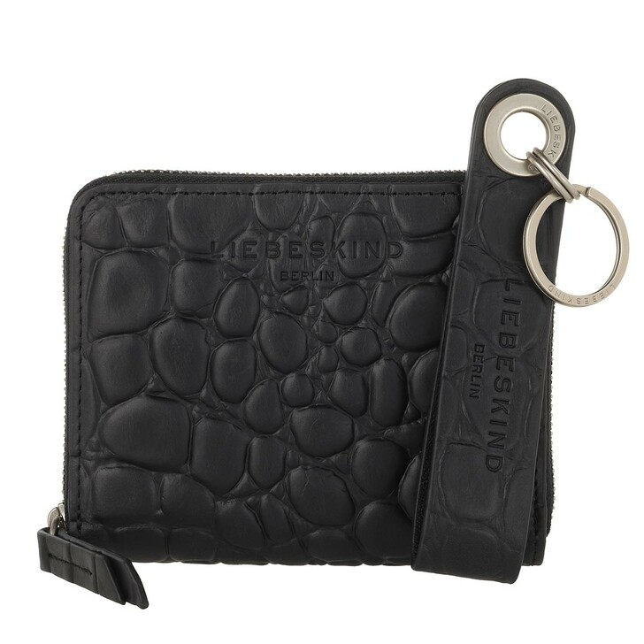 Necessaire, Liebeskind Berlin, Croco Bundle Black