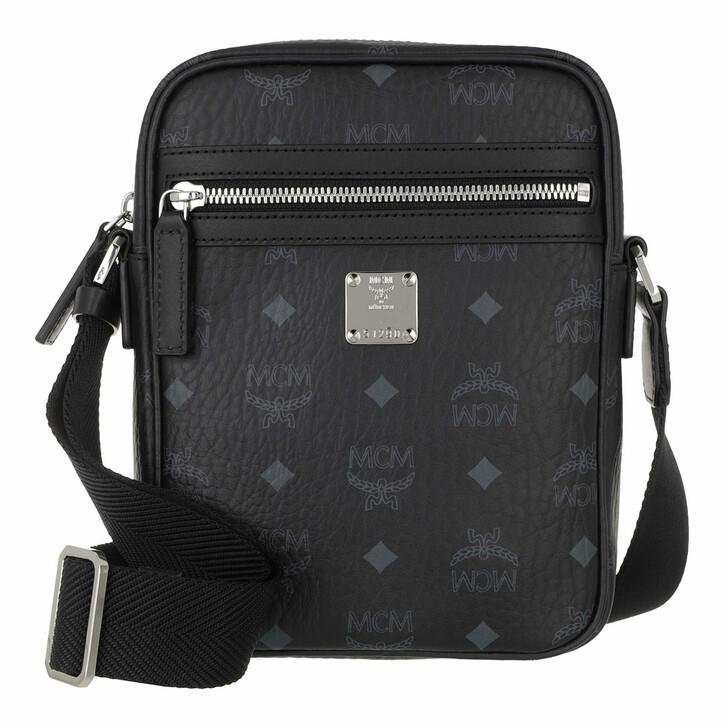 Handtasche, MCM, Crossbody Mini Black
