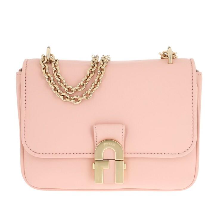 Handtasche, Furla, Pillow Mini Crossbody Candy Rose