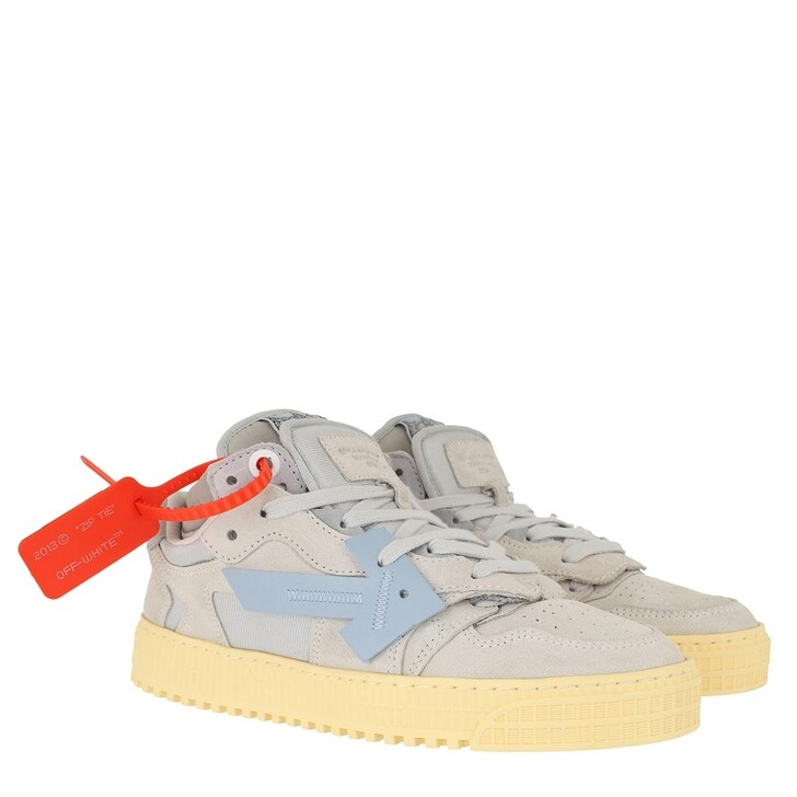 shoes, Off-White, Low Sneakers Light Grey