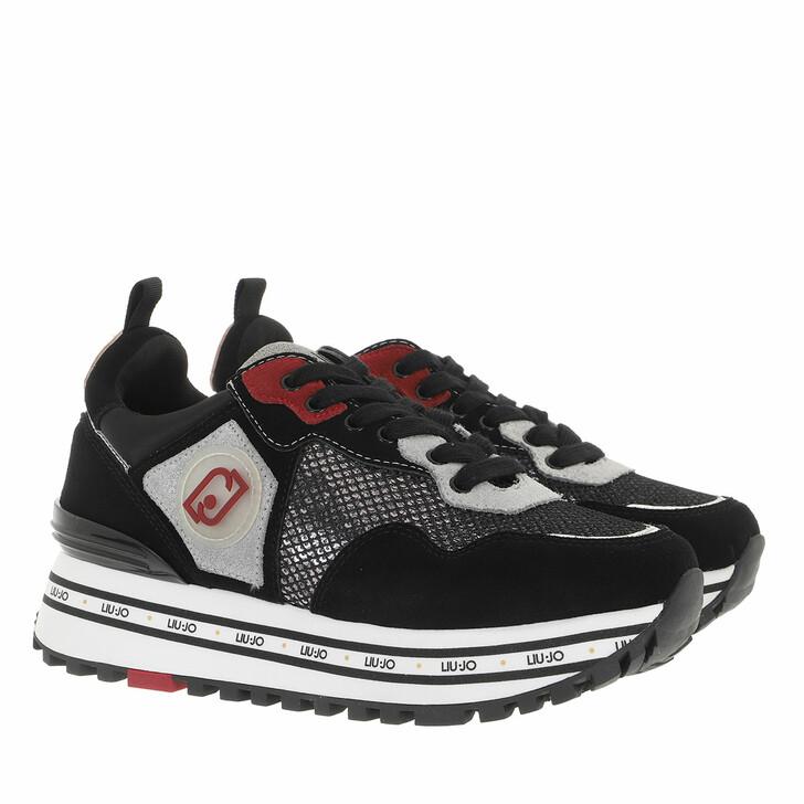 shoes, LIU JO, Liujo Maxi Wonder Sneaker Black