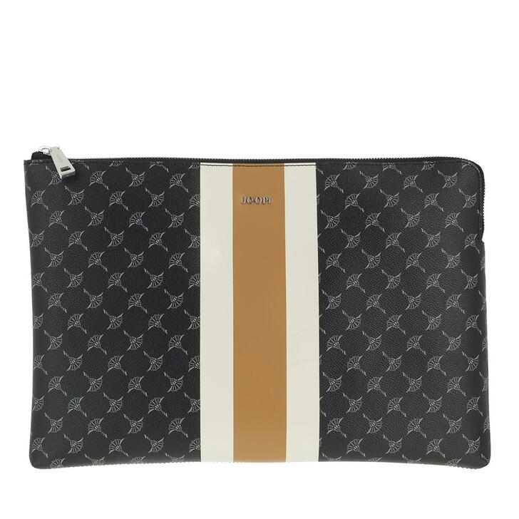 Handtasche, JOOP!, Cortina Due Geena Sleeve Lhz 1 Black