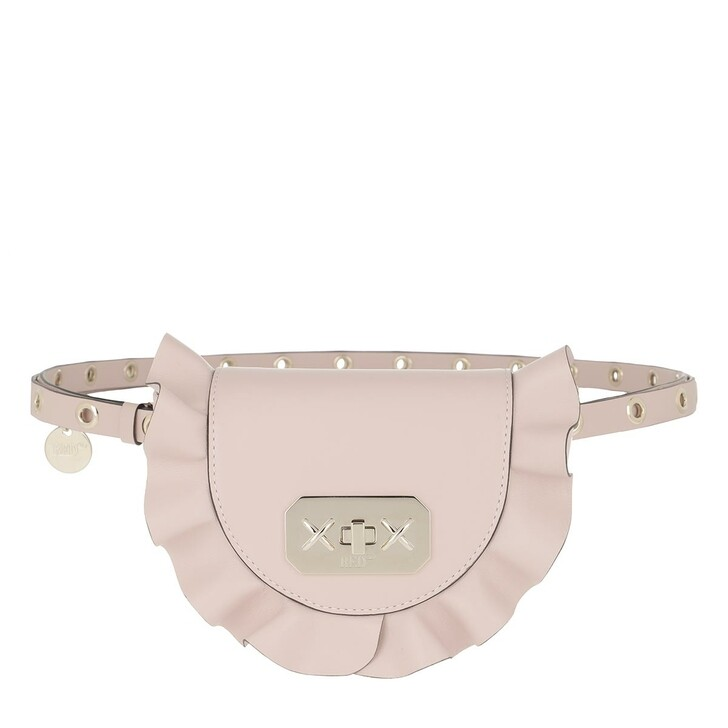 bags, Red Valentino, Belt Bag Nude