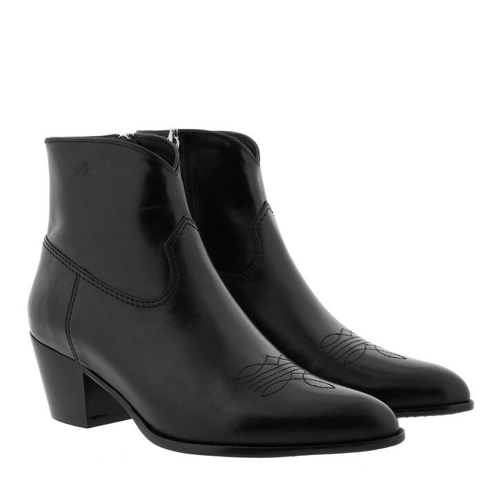 Schuh, Polo Ralph Lauren, Lucille Casual Boots Black