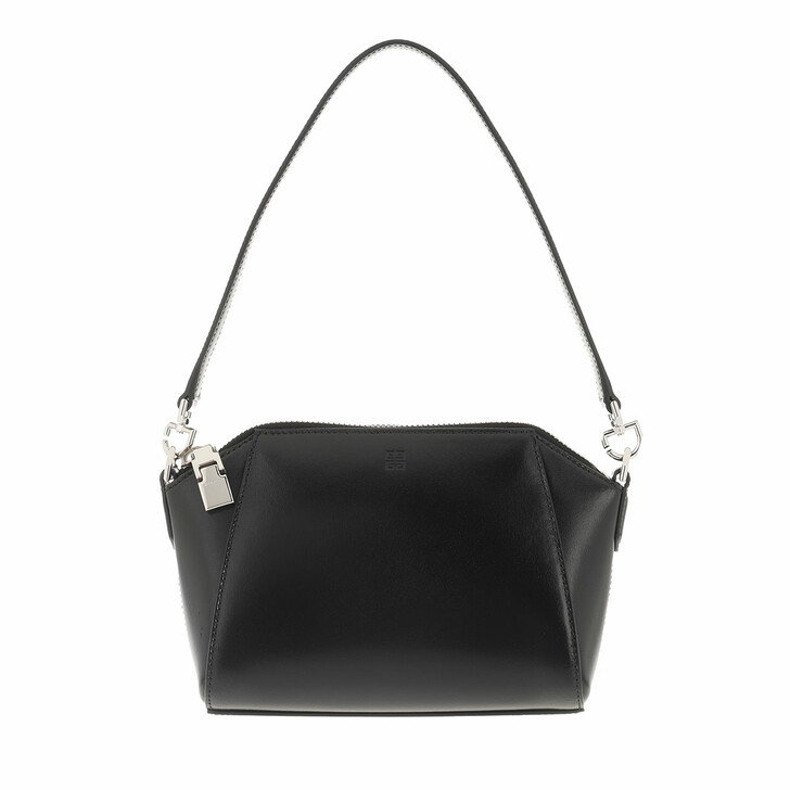 bags, Givenchy, XS Antigona Crossbody Bag Leather Black