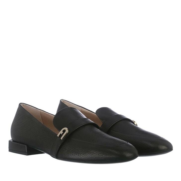 Schuh, Furla, 1927 Loafer Black