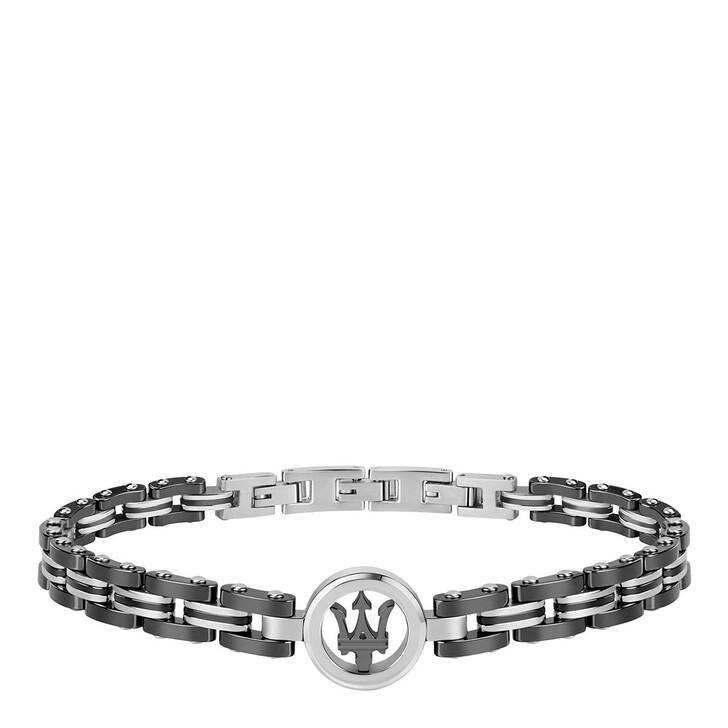 bracelets, Maserati, Bracelet Ceramic Black