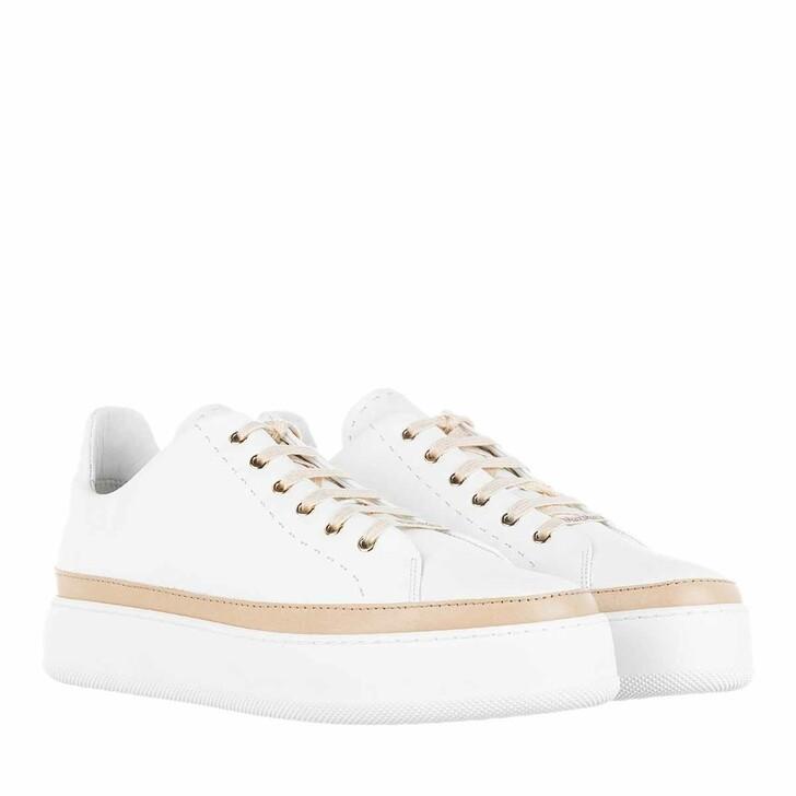 Schuh, Max Mara, Turner Sneakers Optical White