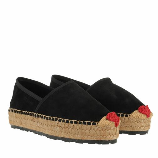 love moschino -  Loafers & Ballerinas - Shoe Espa35 Crosta - in schwarz - für Damen