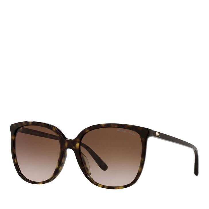 Sonnenbrille, Michael Kors, 0MK2137U DARK TORTOISE