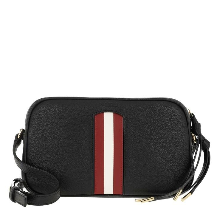 Handtasche, Bally, Miryah Crossbody Bag Black