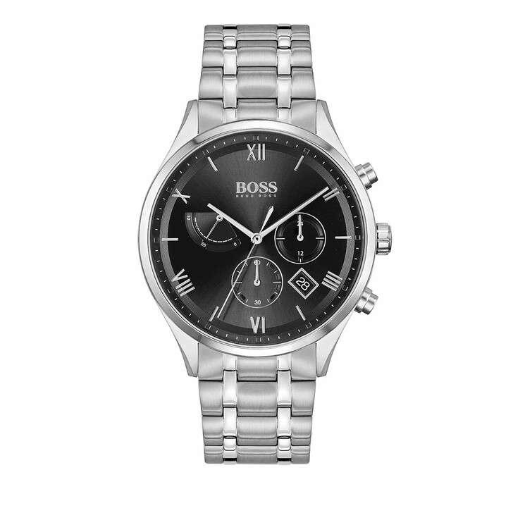 watches, Boss, Watch Gallant Silver