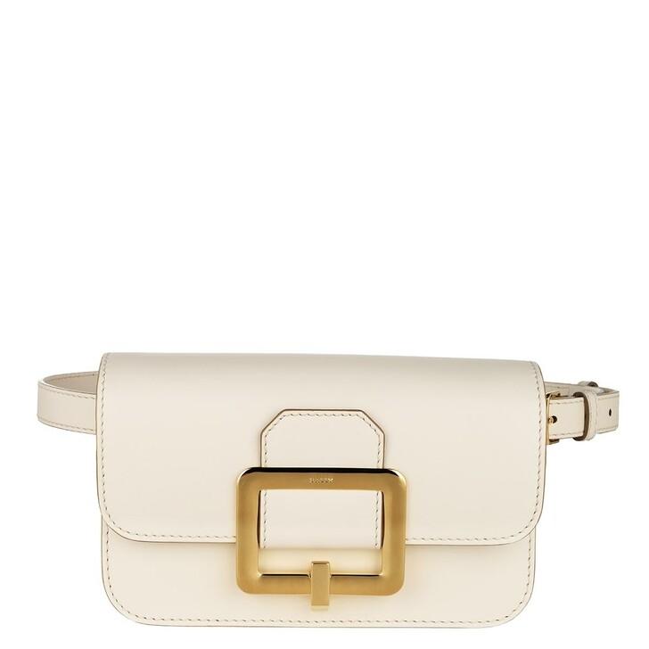Handtasche, Bally, Janelle Small Crossbody Bag Bone