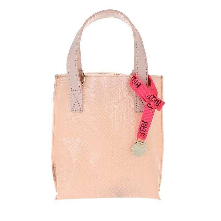 bags, Red Valentino, Tote Nudo