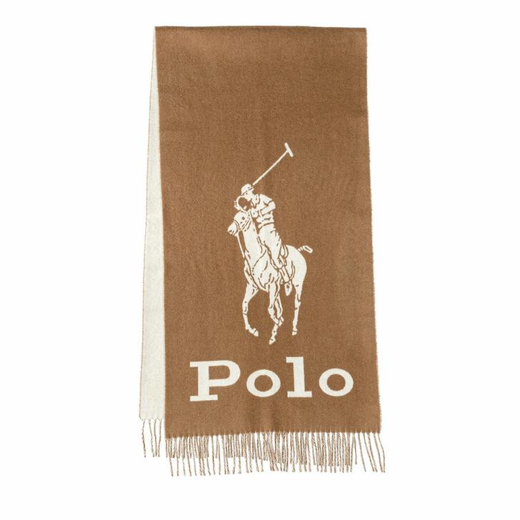 scarves, Polo Ralph Lauren, Oversized Pp Scarf Oblong