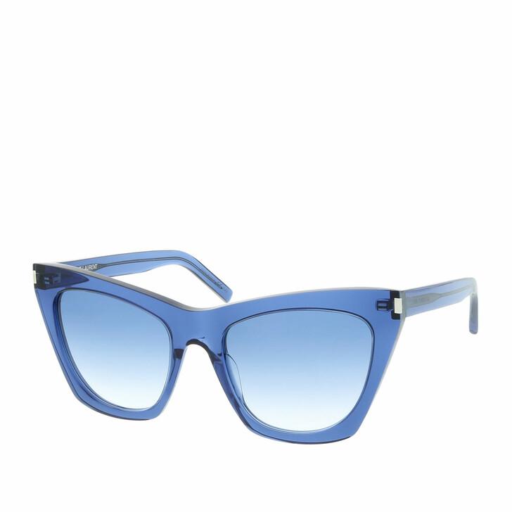 Sonnenbrille, Saint Laurent, SL 214 KATE 55 002