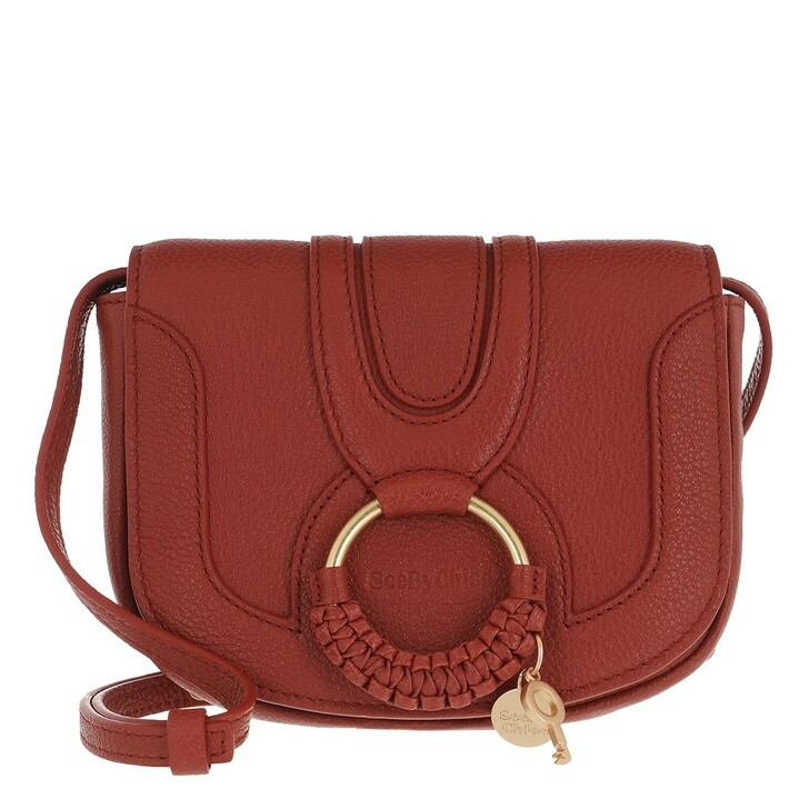 Handtasche, See By Chloé, Hana Mini Crossbody Bag Red