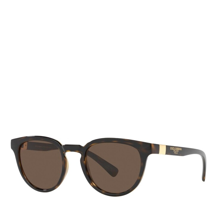 Sonnenbrille, Dolce&Gabbana, 0DG6148 HAVANA/BLACK