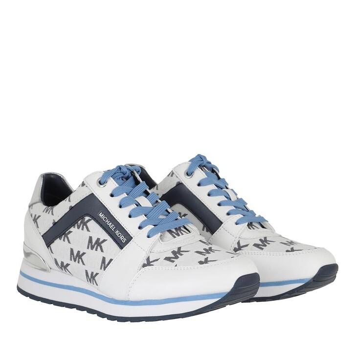shoes, MICHAEL Michael Kors, Billie Trainer Optic White Multi