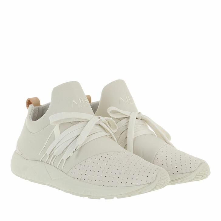 shoes, ARKK Copenhagen, Raven Nubuck S-E15 Sneakers Marshmallow Nude