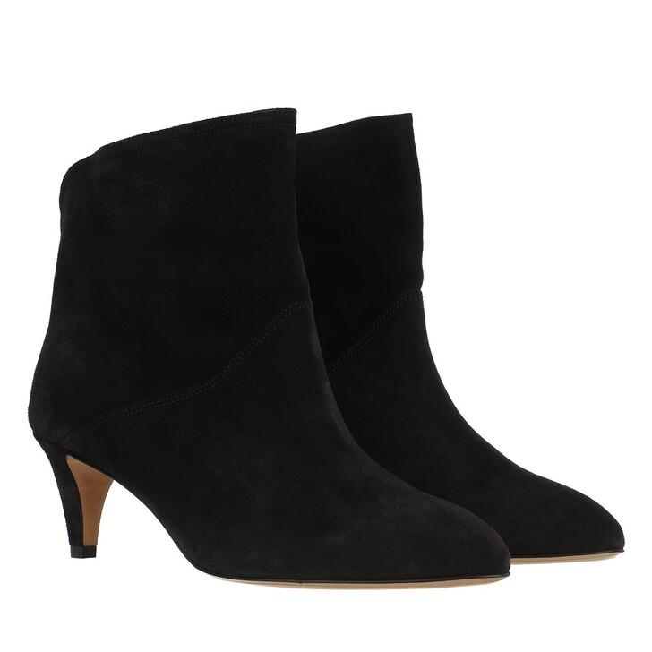 shoes, Isabel Marant, Defya Boots Faded Black