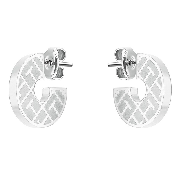 Ohrring, Tommy Hilfiger, Earrings Silver