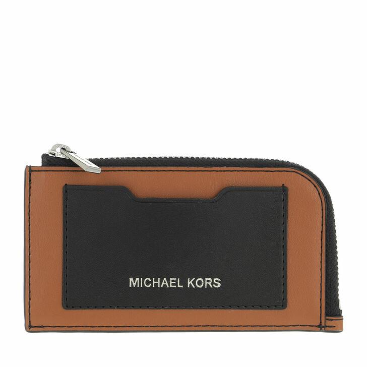 wallets, MICHAEL Michael Kors, Large Zip Wallet Luggage