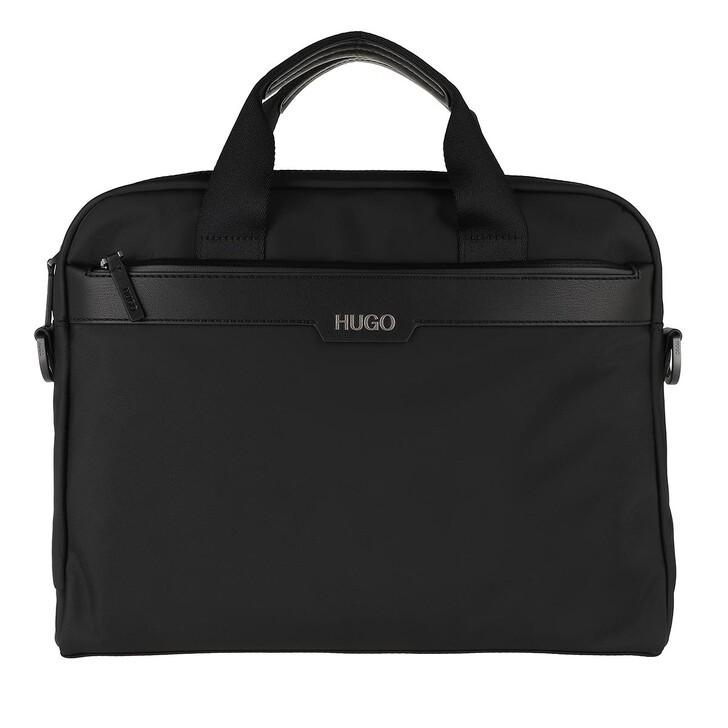 Handtasche, Hugo, Luxown Case Black