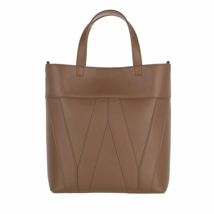 bags, WEEKEND Max Mara, Panino Handbag Tabaco