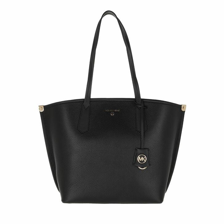 bags, MICHAEL Michael Kors, Jane Large Tote Black