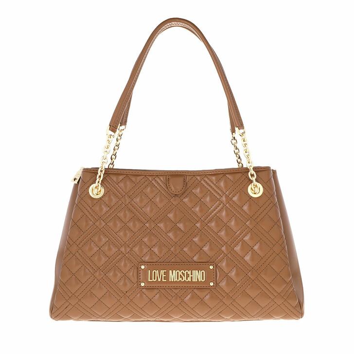 bags, Love Moschino, Bag Cuoio