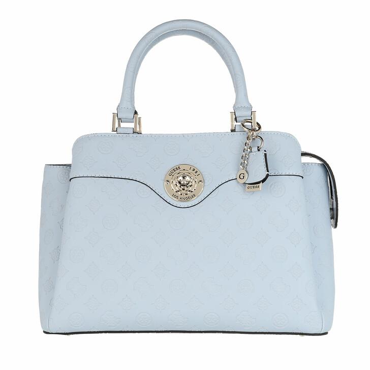 Handtasche, Guess, Dayane Satchel Bag Sky