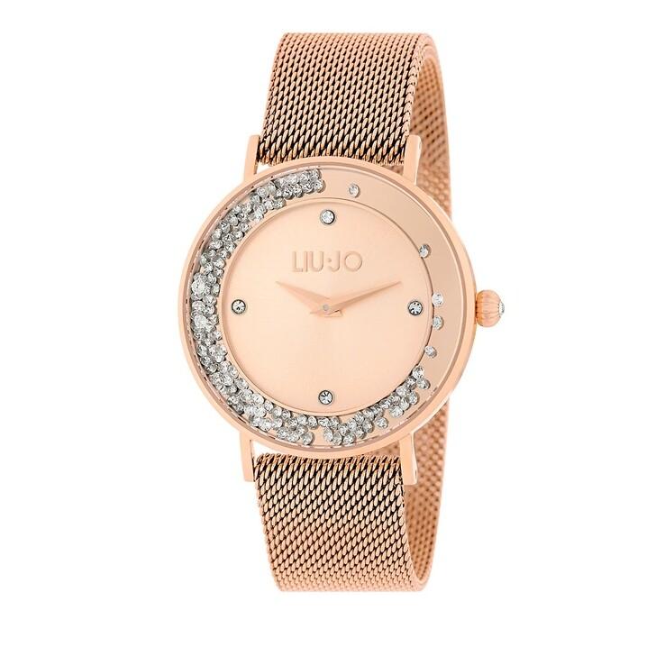 Uhr, LIU JO, TLJ1348 Dancing Slim Quartz Watch Rosegold