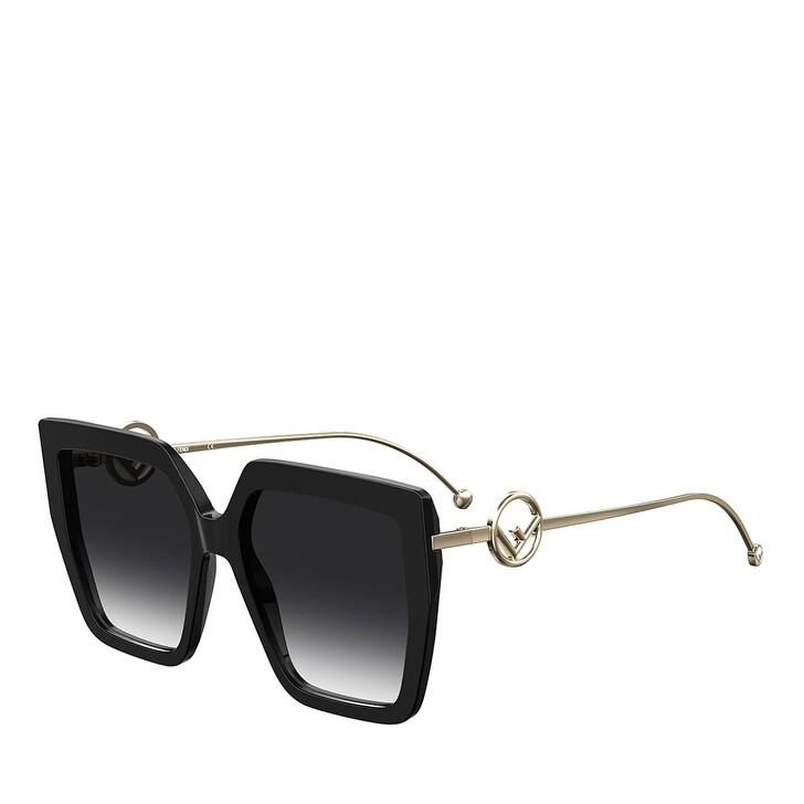 Sonnenbrille, Fendi, FF 0410/S BLACK