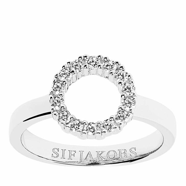 rings, Sif Jakobs Jewellery, Biella Piccolo Ring Sterling Silver 925
