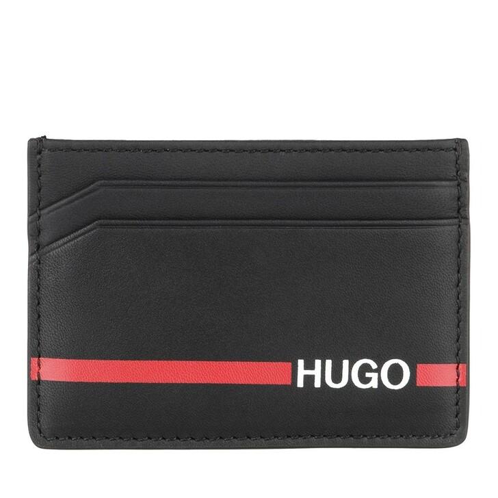 wallets, Hugo, Austen Card Holder Black