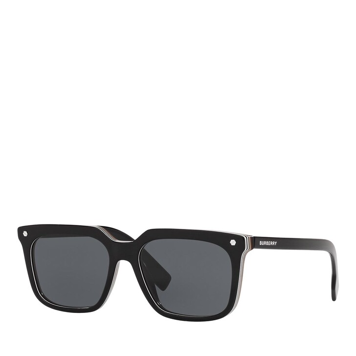 Sonnenbrille, Burberry, 0BE4337 BLACK