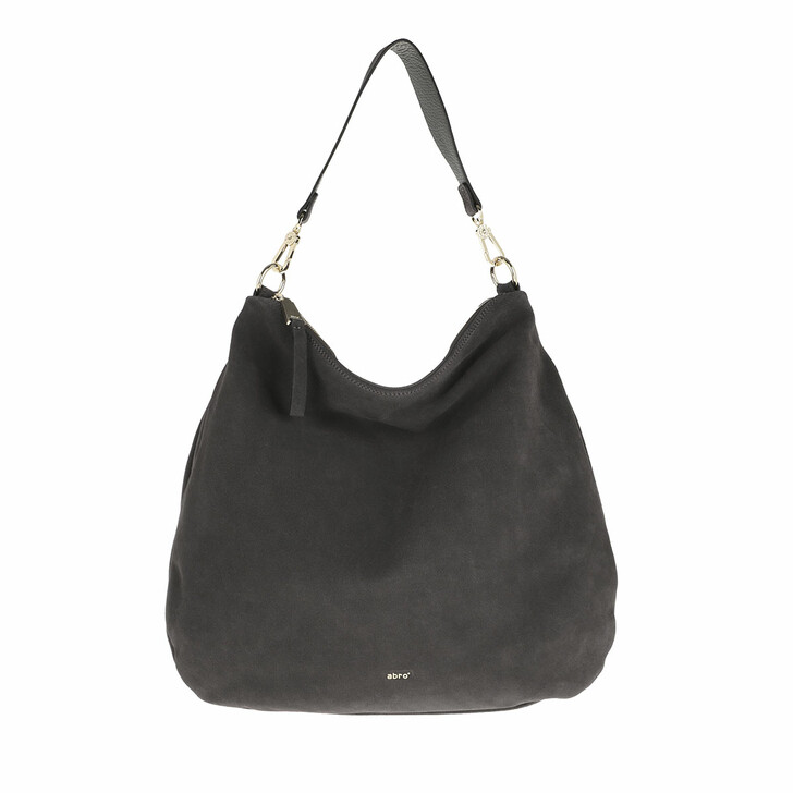 Handtasche, Abro, Hobo Bag Erna Big Grey