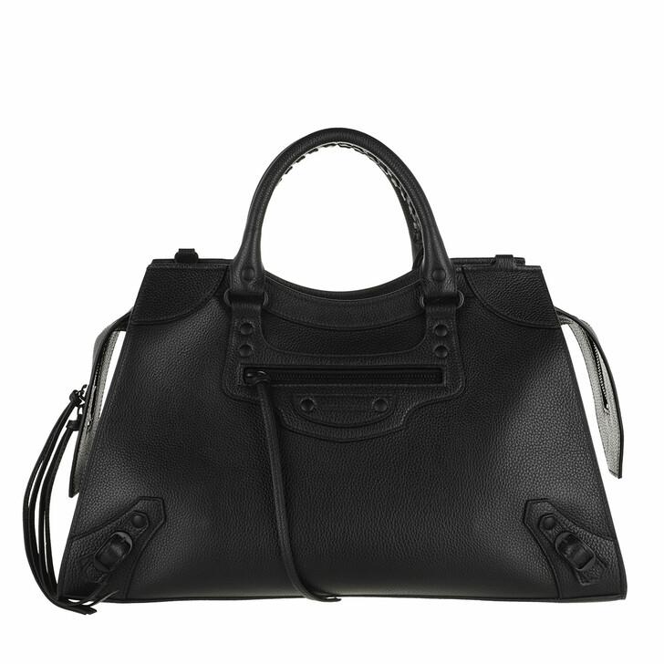 bags, Balenciaga, Neo Classic City Tote Bag Leather  Black