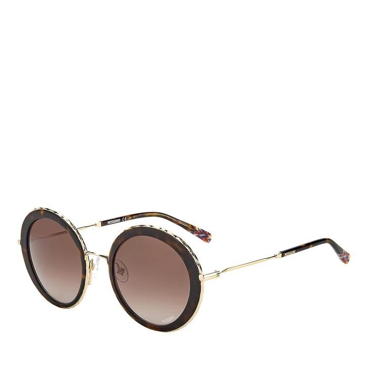 Sonnenbrille, Missoni, MIS 0033/S HAVANA