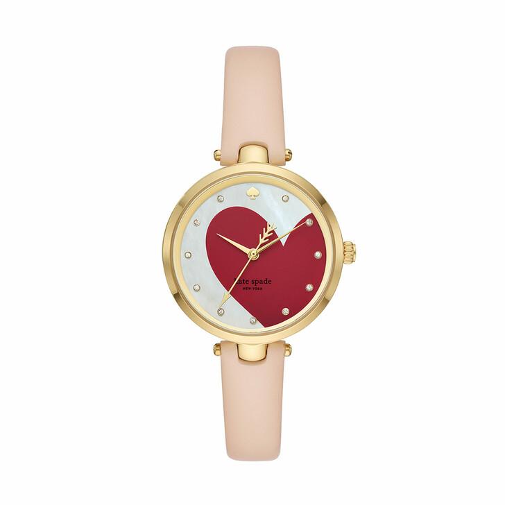 Uhr, Kate Spade New York, KSW1484 Holland Hearts Watch Gold