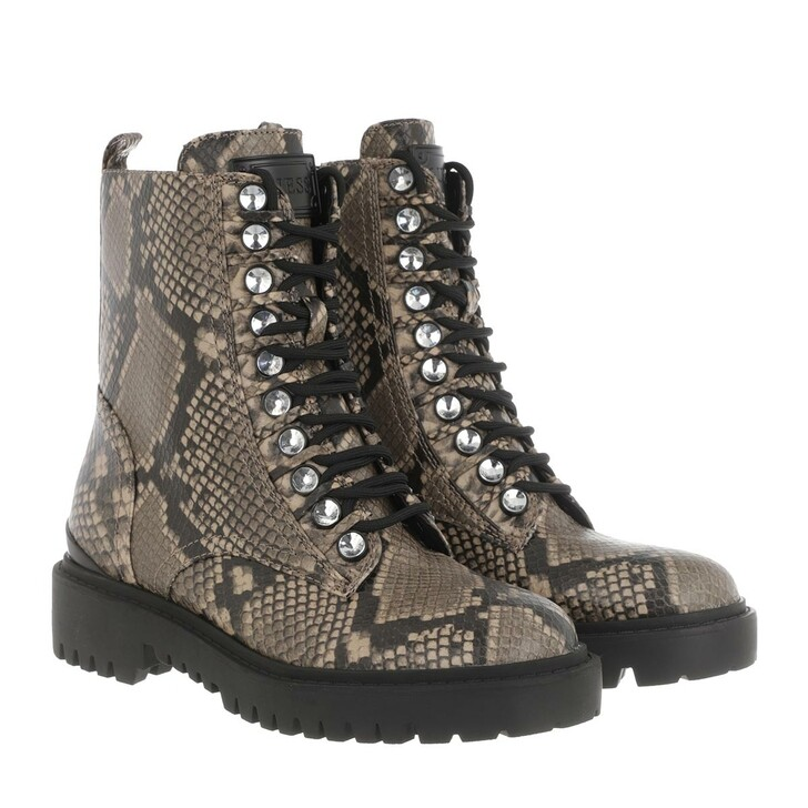 Schuh, Guess, Oxana Bootie Leather Grey